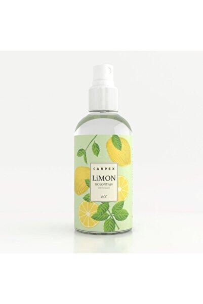 Carpex Limon Kolonyası Sprey 100 Ml - 80° Kolonya