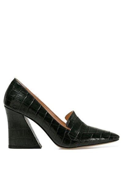 Nine West Malıtta Yeşil Kadın Gova Ayakkabı
