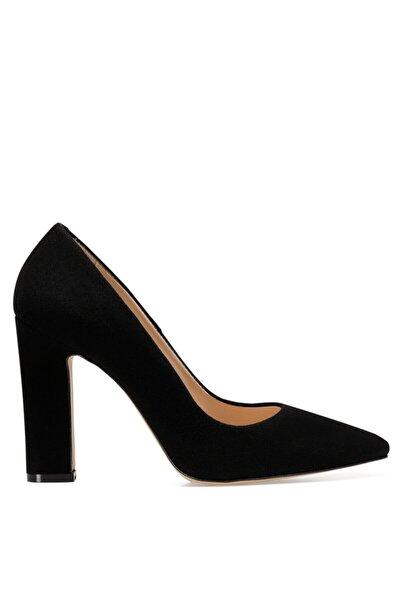 Nine West Manıla2 Siyah Kadın Gova Ayakkabı
