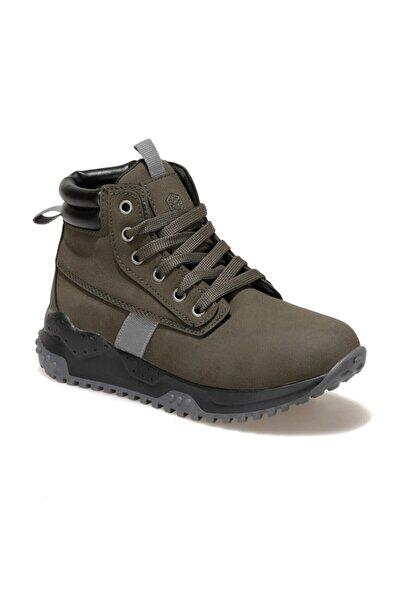 lumberjack Montane Jr Haki Erkek Çocuk Yürüyüş Ayakkabısı