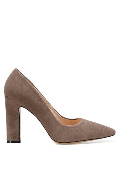 Nine West Manıla2 Vizon Kadın Gova Ayakkabı