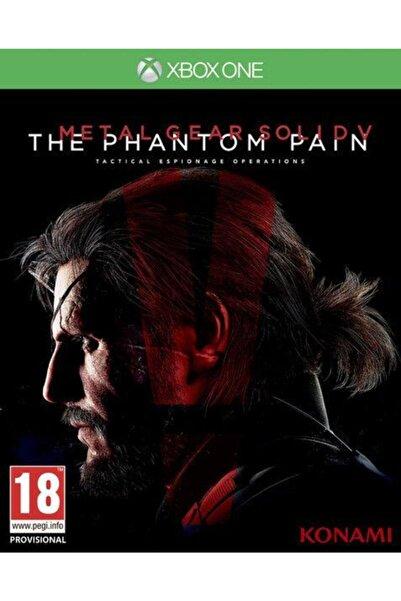 KONAMI Metal Gear Solid V The Phantom Pain Xbox One Oyun