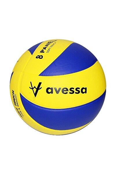 AVESSA Voleybol Topu 8 Panel Mavi Vl400