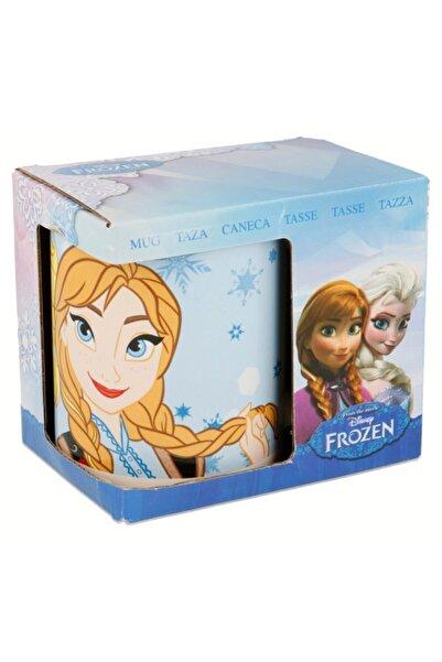 Disney Frozen Karlar Ülkesi Porselen Kupa Bardak Mug