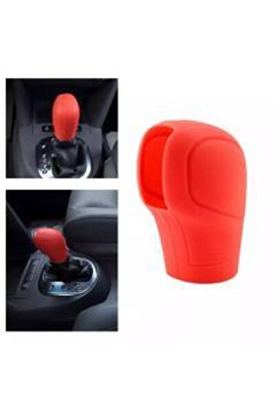Carub Kırmızı Seat Dsg Silikon Vites Topuzu