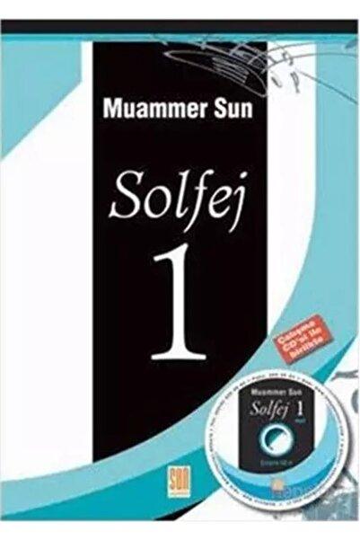 SEGAH TASARIM Muammer Sun Solfej 1 +Cd