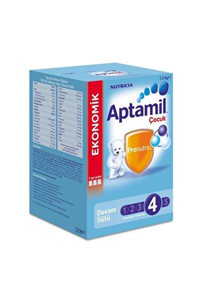 Aptamil 4'lü Çocuk Devam Sütü Akıllı Kutu 1200 gr
