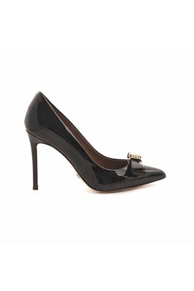 ROUGE Deri Stiletto Kadın Topuklu Ayakkabı 2536-97