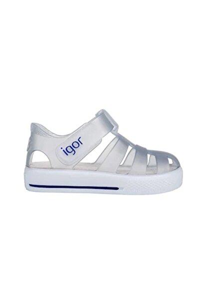 IGOR Kız Çocuk Beyaz Sandalet 20 30 S10171