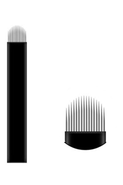 YMR Microblading Iğnesi 16 Pin U 10 Adet
