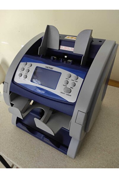 Hunter Seetech I- 2600 Para Sayma Makinesi 2021 Yenilenmiş
