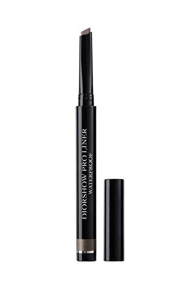 Dior Suya Dayanıklı Kahverengi Eyeliner - Diorshow Pro Liner 3348901324328