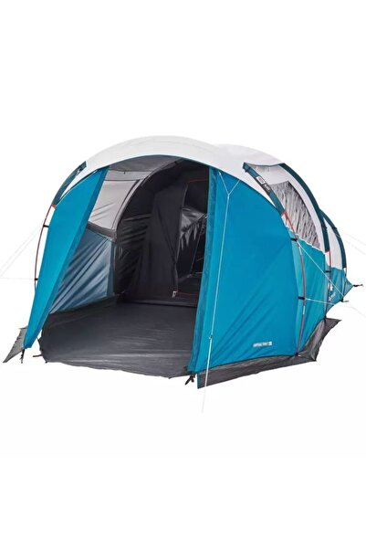 Quechua Arpenaz Aile Kamp Çadırı 4 Kişilik Çadır 1 Odalı Fresh Ve Black