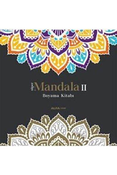Alfa Yayınları Süper MandalaIı Boyama Kitabı