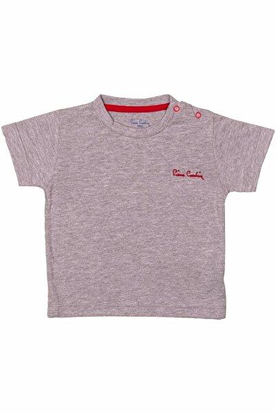 Pierre Cardin Erkek Bebek Gri Tshirt 301777