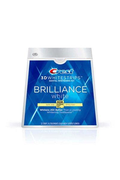 CREST 3D Brilliance Diş Beyazlatma Bandı 32 Bant