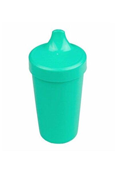 Yeşil Akıtmaz Alıştırma Bardağı