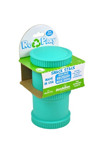 Replay Çift Katlı Saklama Kabı - Su Yeşili