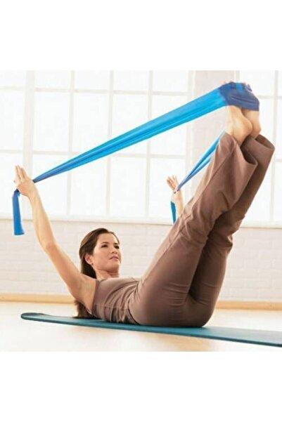 Hünkar Concept Pilates Bandı Jimnastik Lastiği Egzersiz Bant Yoga Plates Band Spor Kondisyon Direnç
