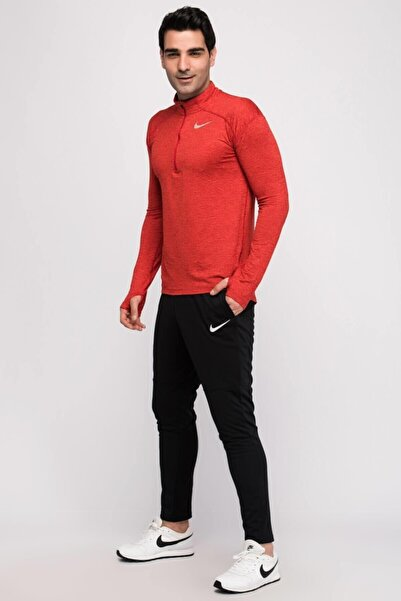 Nike Dry Park Erkek Siyah Eşofman Altı