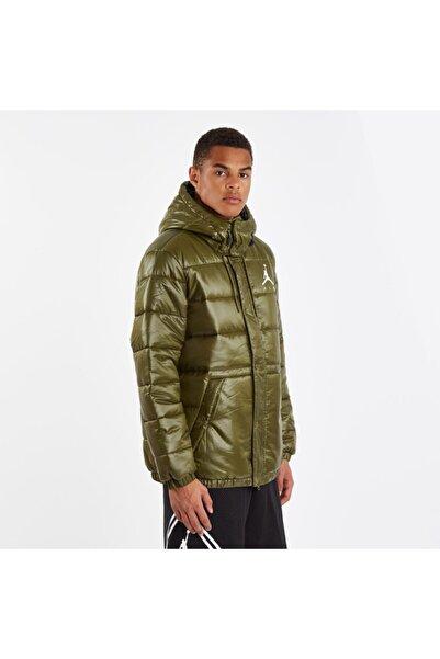 Nike Erkek Yeşil Mont