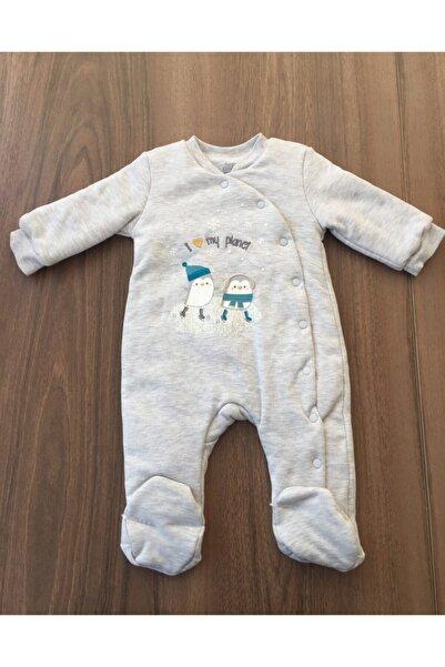 Baby Corner Yandan Çıtçıtlı Bebek Uyku Tulumu