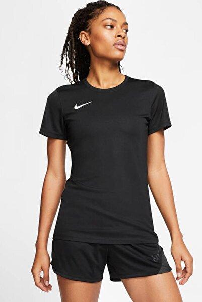 Nike Kadın Siyah Spor T-Shirt Bv6728-010