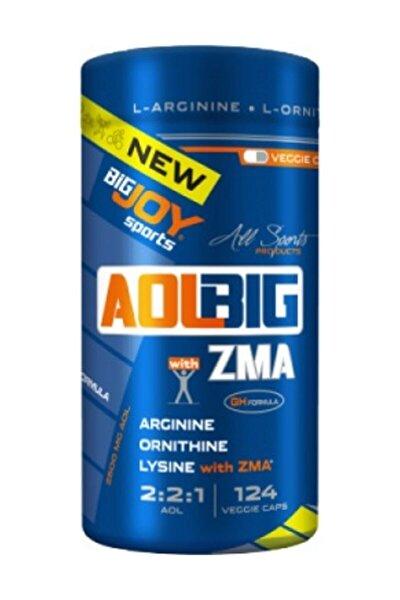 Big Joy Aol Big Zma 124 Kapsül