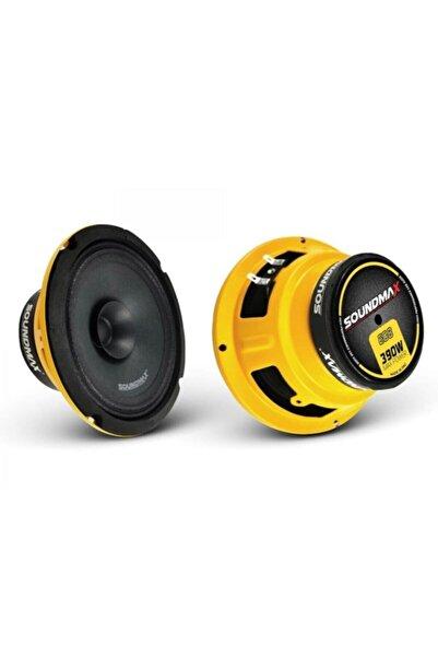 Soundmax Sx-eg8 20cm Midrange 390wat 140rms Iki Adet