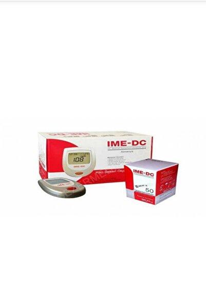 DC Ime- Kan Şeker Ölçüm Cihazı+50strip