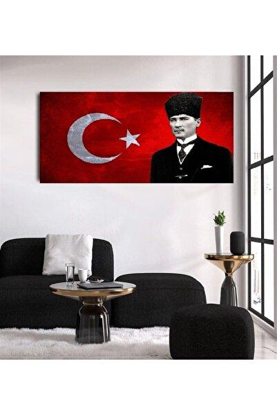 TABLO KANVAS Atatürk Makam Panosu Kanvas Tablo 60x80 cm