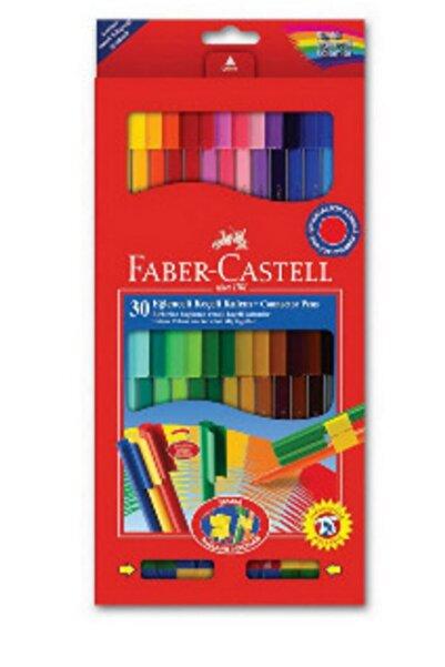 Faber Castell Eğlenceli Keçeli Kalem 30 Lu Set