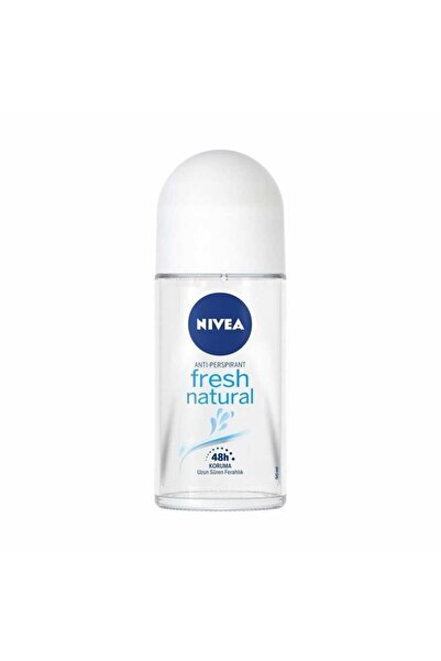 Nivea Fresh Natural Bayan Roll-on 50 Ml