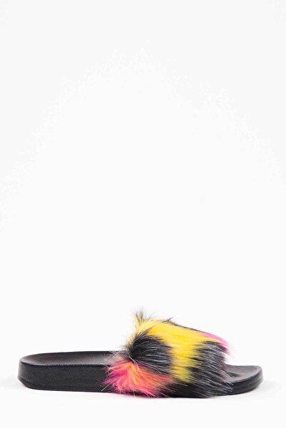 Oioi Kadın Renkli Terlik 1012-122-0001_1001