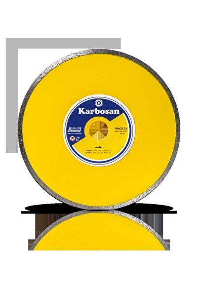 KARBOSAN 950220 Sürekli Elmas Kesici Disk 180 Lik