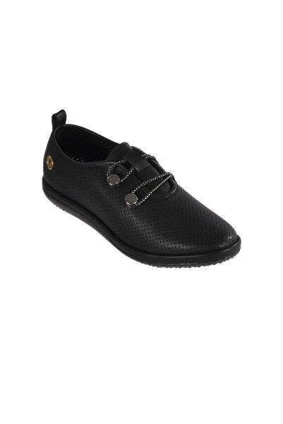 Pierre Cardin Pc-50093 Siyah Kadın Günlük Ayakkabı