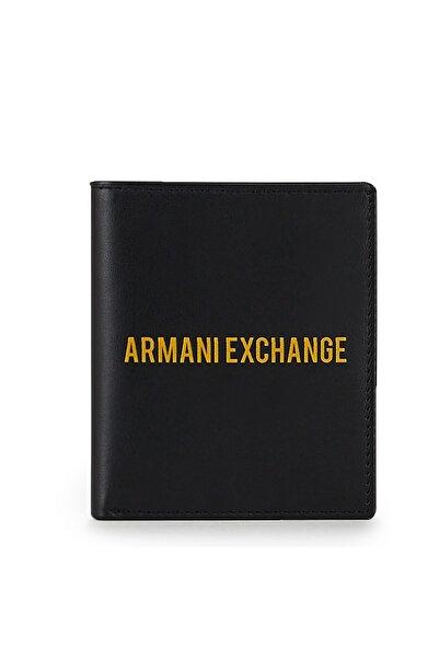 Armani Exchange Hakiki Deri Cüzdan Erkek Cüzdan 958061 0a828 00020