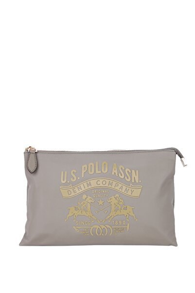U.S. Polo Assn. Kadın Logo Baskılı Çapraz Askılı Çantası Us20106