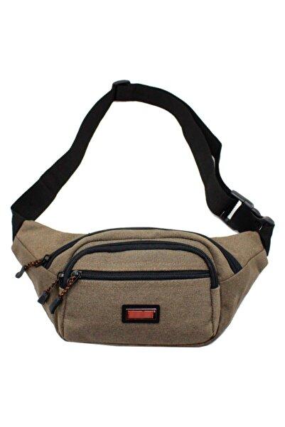 Strong Bag Unisex Bakır Kanvas Çok Fonksiyonlu Bel Ve Göğüs Çantası S3471