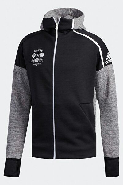 adidas Erkek Spor Sweatshirt - M ZNE hd FR - DN5791