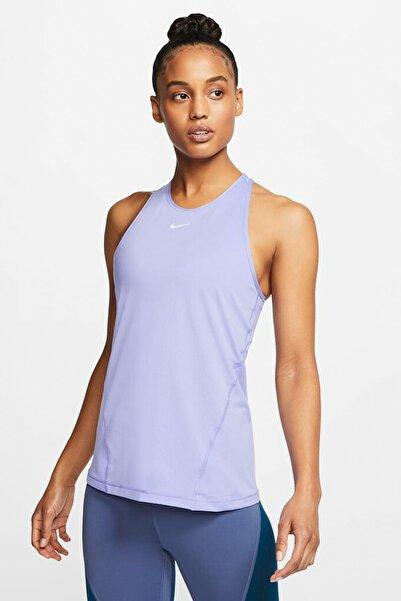 Nike Kadın Spor Atlet - W NP TANK ALL OVER MESH - AO9966-569
