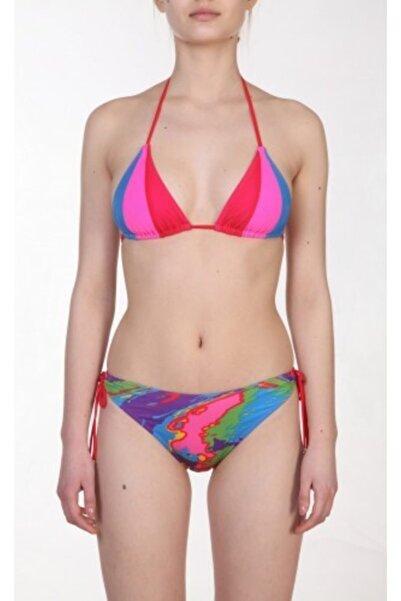 Zeki Triko Kadın Pembe Bikini Takımı