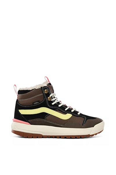 Vans Kadın Haki Bağcıklı Sneaker Vn0a4uwj2wg1