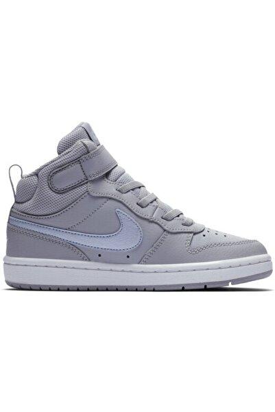 Nike Unisex Spor Ayakkabı Court Borough Mid Cq4577-001