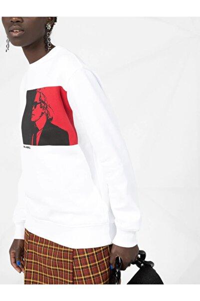 Karl Lagerfeld Kadın Sweatshırt