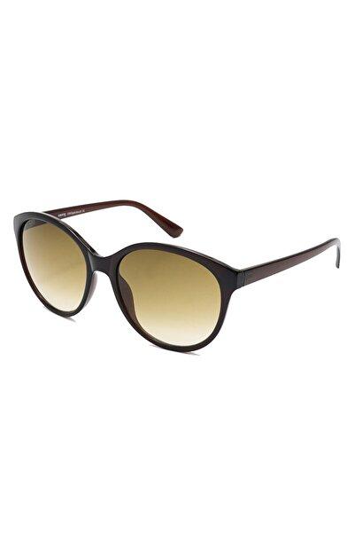 Swing Ss268 C01 Kadın Güneş Gözlüğü-el Yapımı Dana Derisi Anahtarlık Hediyeli
