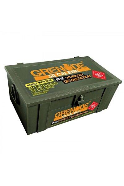 Grenade 50 Calibre 580 Gr Pre Workout - Kola Aroma -