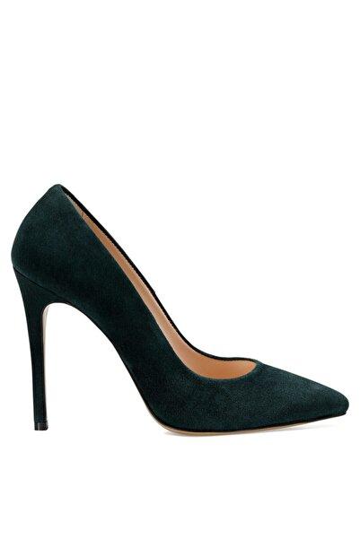 Nine West Pıma Yeşil Kadın Gova Ayakkabı