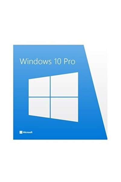 MICROSOFT Windows 10 Pro Oem 64bit Türkçe