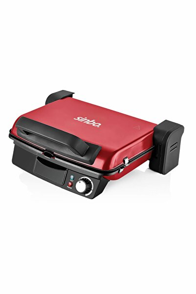 Sinbo Ssm2536 2000w Çıkarılabilir Teflon Plaka Tost&ızgara Makinesi